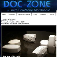 Doc Zone - Age of Anxiety