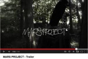 mars project trailer