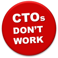 The evidence is crystal clear - CTOs don't work