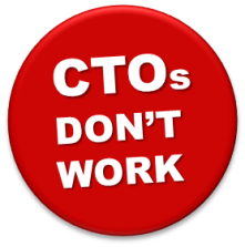 CTOs DON'T WORK