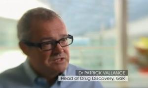 Dr Patrick Vallance