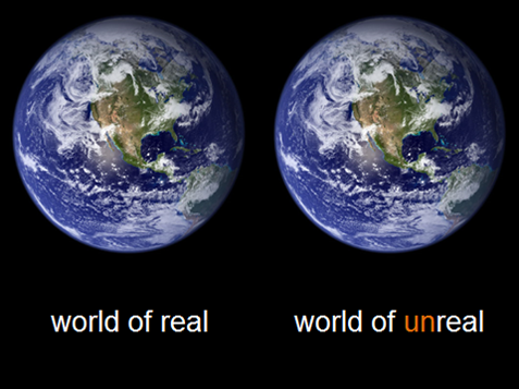 world of real