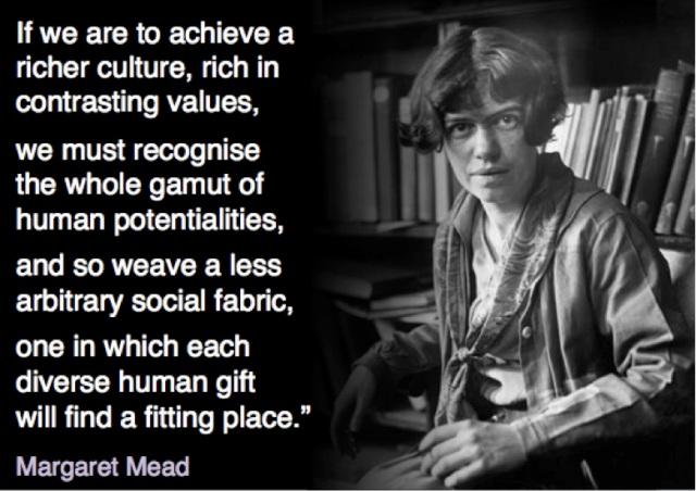 Margaret Mead1