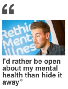 I'd rather be open