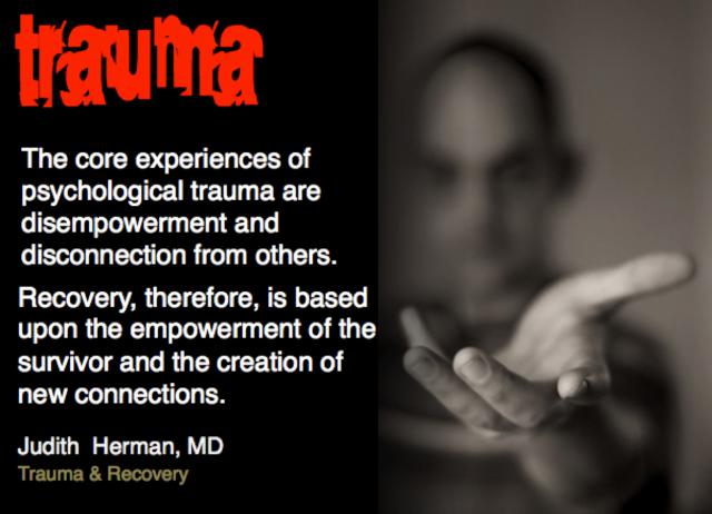 trauma - Judith Herman