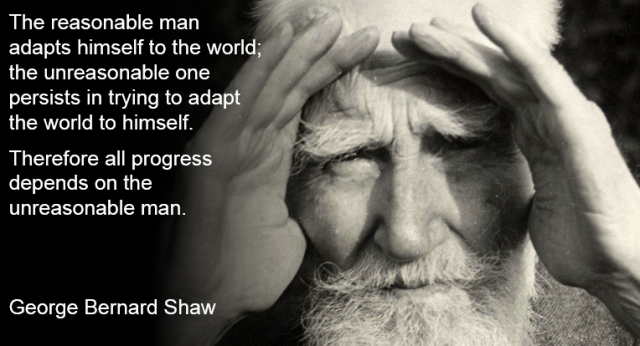 George Bernard Shaw1
