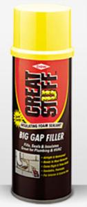 big crack