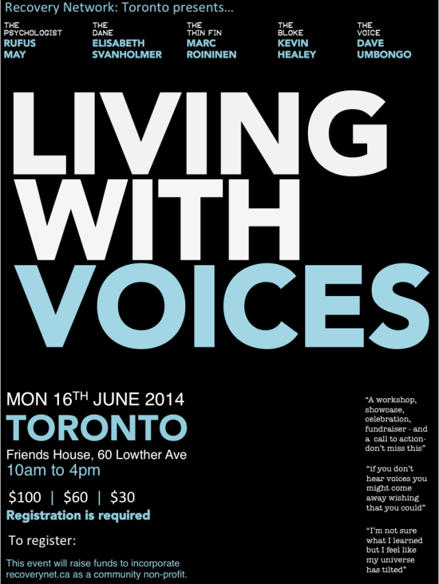 Living With Voices-16June2014-poster