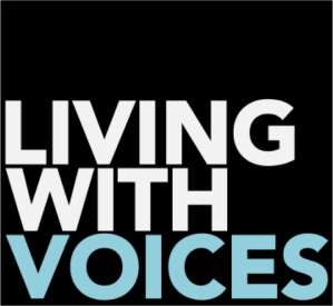 Living With Voices - logo
