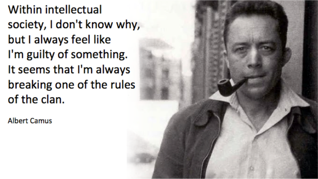 Camus - the rules of the clan