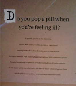 do you pop a pill?
