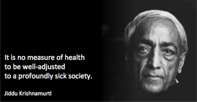 it is no measure of health...