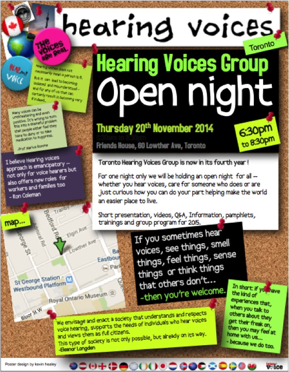 Open Night 20Nov2014