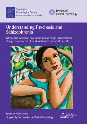 Understanding Pychosis - BPS 21Nov2014