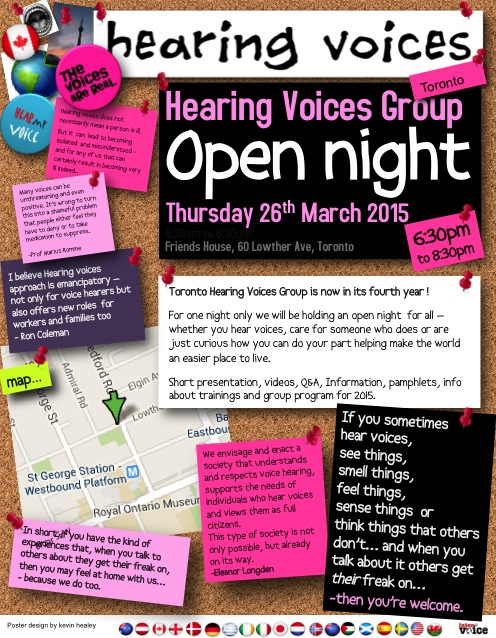 HV Open Night - 26Mar2015