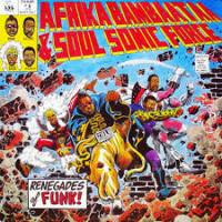 Planet Rock - Afrika Bambaataa and The Soul Sonic Force