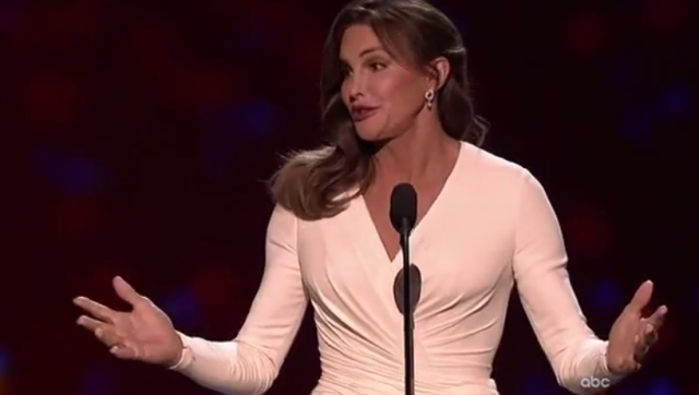 Caitlyn Jenner ESPN Courage