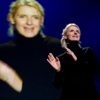 Elizabeth Gilbert - your elusive creative genius