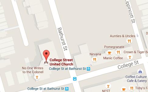 college & bathurst