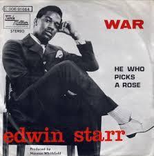 edwin starr war