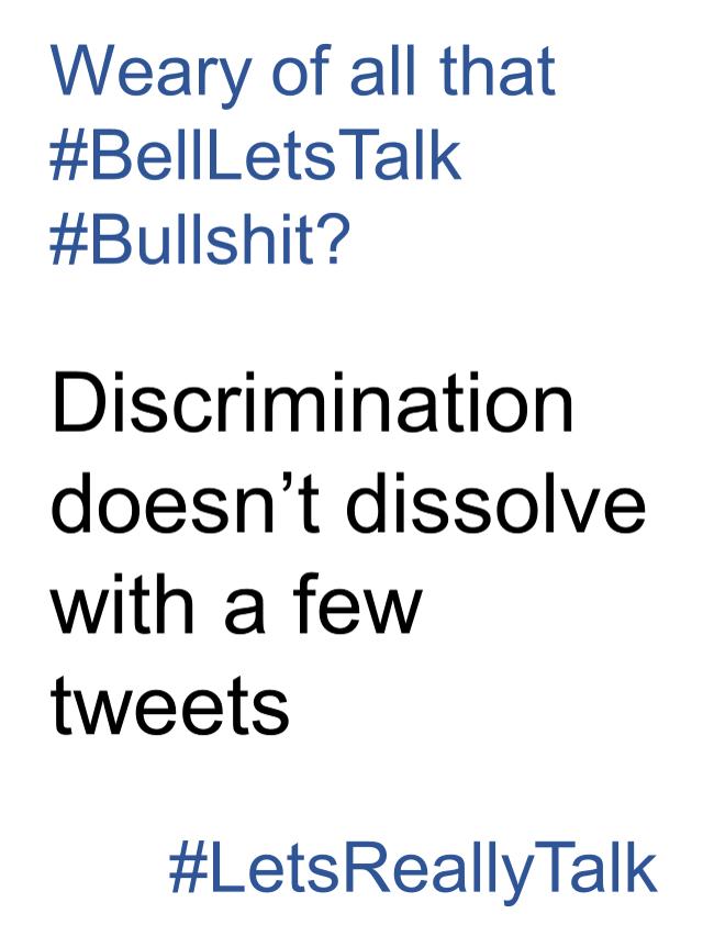 discrimination doesnt dissolve