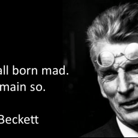 Samuel Beckett and unceasing inner speech