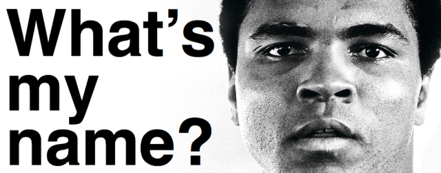 mohamed ali - whats my name