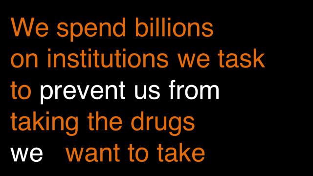 we spend billions 1