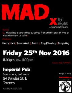madx-25th-nov2016-poster