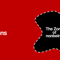 The zone of nonbeing