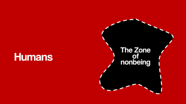 zone of nonbeing