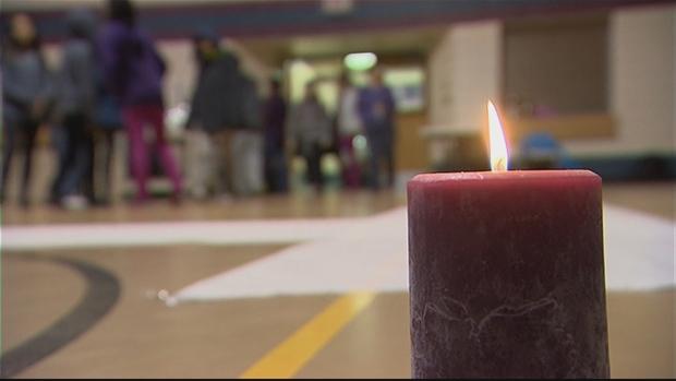 candlle-la-ronge-saskatchewan-vigil