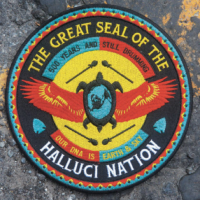 We Are The Halluci Nation - A Tribe Called Red  ft. John Trudell & Northern Voice