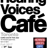 Hearing Voices Cafe: Toronto, Fall 2017
