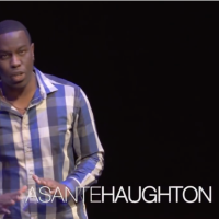 An uncommon story - Asante Haughton