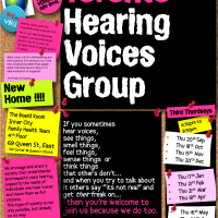 Hearing Voices Group Toronto | Fall 2018