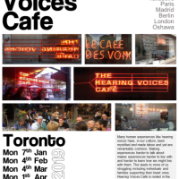 Hearing Voices Cafe - Jan to Apr 2019