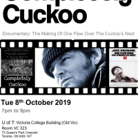 Completely Cuckoo  - 7pm, Tue 8th Oct 2019