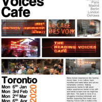 Hearing Voices Cafe - Toronto 2020