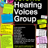 Hearing Voices Group Toronto | 2020