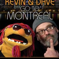Kevin & Dave Go to Montreal Goes Back to Sheffield...